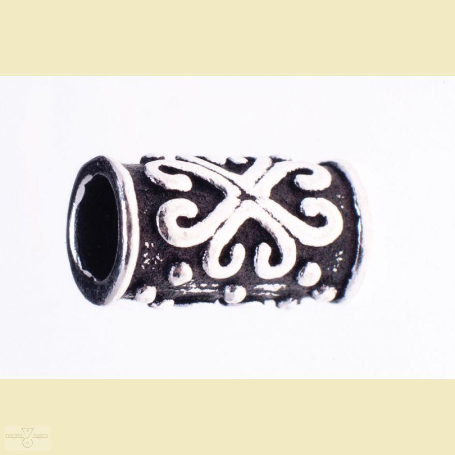 bartperle und lockenperle zara silber 925 4 50 druidenmark. Black Bedroom Furniture Sets. Home Design Ideas
