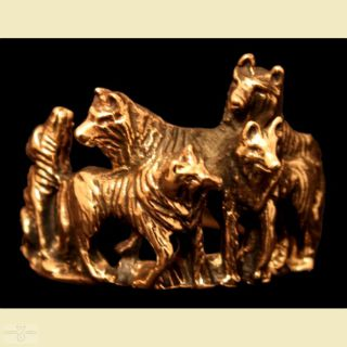 Ring Wolfsrudel, Bronze 17 / 54