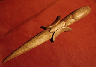 Athame aus Holz, Große Göttin