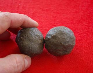 Handschmeichler Moqui Marbles, Größe XL