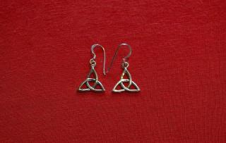 Ohrhänger Charmed, Silber 925, 1 Paar