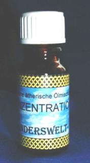 Ätherisches Öl Mischung  KONZENTRATION, 10ml