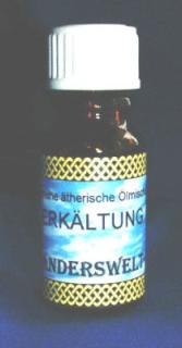 Ätherisches Öl Mischung ERKÄLTUNG, 10ml