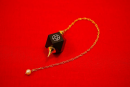 Pendel Onyx mit Pentagramm