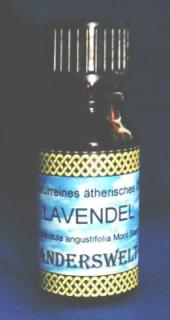Ätherisches Öl  LAVENDEL, 10ml