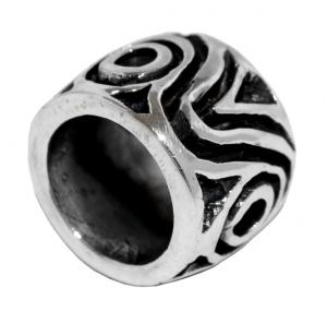 Bartperle und Lockenperle Vercana, Silber 925