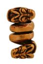 Bartperle und Lockenperle Fabeltier, Bronze