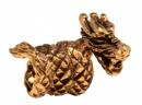 Bartperle und Lockenperle Dragon, Bronze