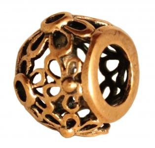 Bartperle und Lockenperle Daleone, Bronze
