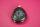 Amulett Anhänger Yin Yang im Flammenkranz auf Onyx