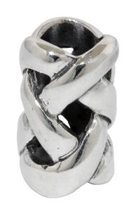 Bartperle und Lockenperle Nemetona, Silber 925