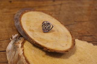 Nasenstecker Piercing Keltisches Herz