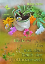 Heilkräftiger Tee aus dem Reich der Urpflanzenwelt,...