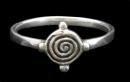 Ring Keltische Erde, Silber 925