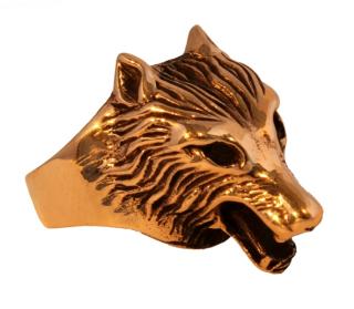 Ring Wolf Fenris, Bronze