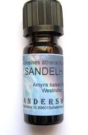Ätherisches Öl  SANDELHOLZ, 10ml