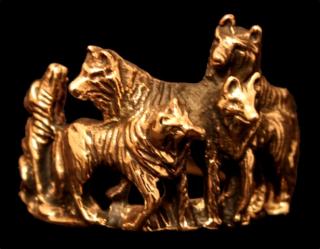 Ring Wolfsrudel, Bronze 17 / 54