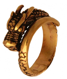 Ring Drache Tameran, Bronze 18 / 56