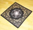 Altartuch Pentagramm 60x60