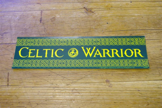 Aufkleber Celtic Warrior
