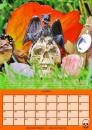 Der Hexen-Geburtstagskalender, Hexenkalender von...