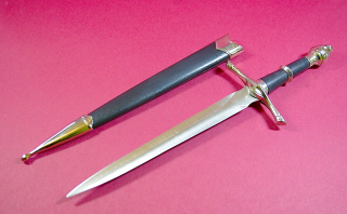 Athame, Dolch, Hexendolch