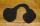 Geldkatze Leder, schwarz, Mittelalter, Andracor