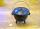 Hexenkessel Gußeisen Pentagramm, mit Dreifuß