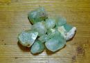 Wassersteine Fluorit Rohsteine, 100g
