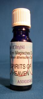 SPIRITS OF HEAVEN (AHNENKONTAKT) - Magic of Brighid Öl, äth.