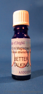 BETTER TALKING (KLARE WORTE) - Magic of Brighid Öl, äth.
