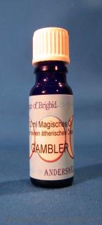 GAMBLER (CHANCEN AUF GEWINNE) - Magic of Brighid Öl, äth.