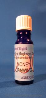 MONEY DRAWING (FINANZEN STÄRKEN) - Magic of Brighid Öl, äth.