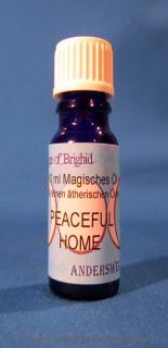 PEACEFULL HOME (HAUSFRIEDEN) - Magic of Brighid Öl, äth.