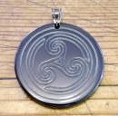 Amulett Anhänger Triskele