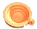 Räucherschale Makal, terracotta