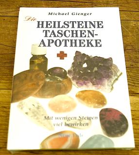 Heilsteine, Taschen-Apotheke, Michael Gienger