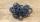 Bartgummi Haargummi mini, schwarz 50 Stck.