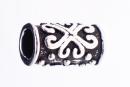 Bartperle und Lockenperle ZARA, Silber 925