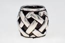 Bartperle und Lockenperle Drystan, Silber 925