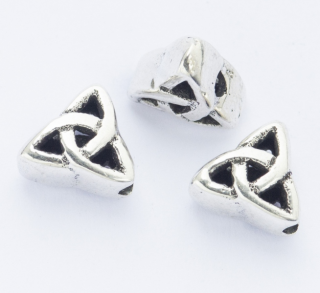Schmuckperle Alayna Keltische Dreiheit Charmed, Silber 925