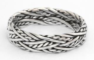 Ring Aron, Silber 925 20,5 / 64