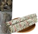 Smudge-Stick Weisser Salbei gebunden, groß