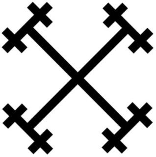 Aufkleber Rune HURGAZ