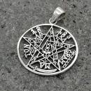 Amulett Anhänger Großes Tetragrammaton...