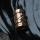 Bartperle und Lockenperle Triskele mit Runen, Bronze