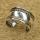 Ohrklemme, Bartperle schlicht, Silber 925