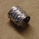 Ohrklemme, Bartperle Viking, Silber 925