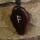 Amulett Anhänger Rune Ansuz, Rosenholz