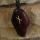 Amulett Anhänger Rune Naudhiz, Rosenholz
